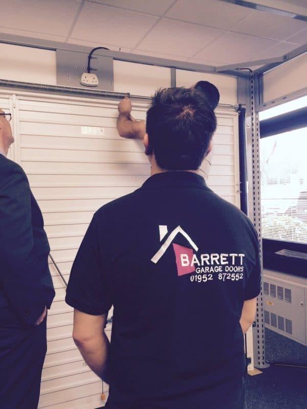 Garage Doors Fitting